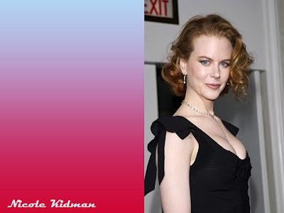 Nicole Kidman exposed