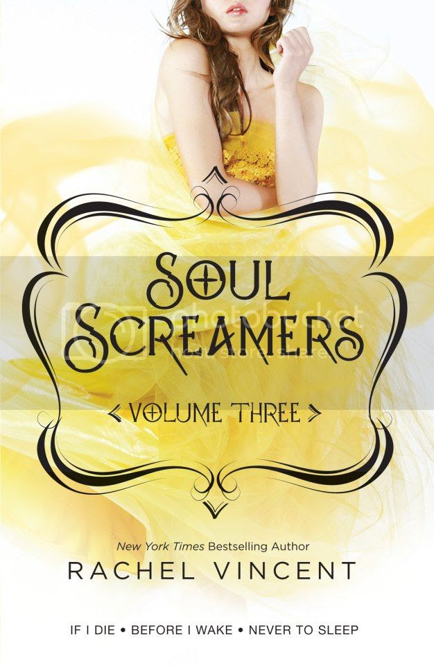 Soul Screamers omnibus three by Rachel Vincent