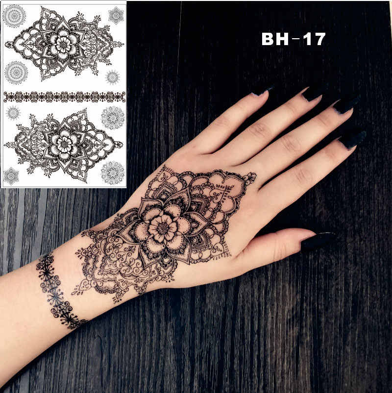 Detail Feedback Questions About Bh 17 Hand Drawing Mandala Black