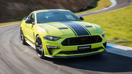 Ford Is Building A 700 HP Supercharged Mustang R-Spec For Australia