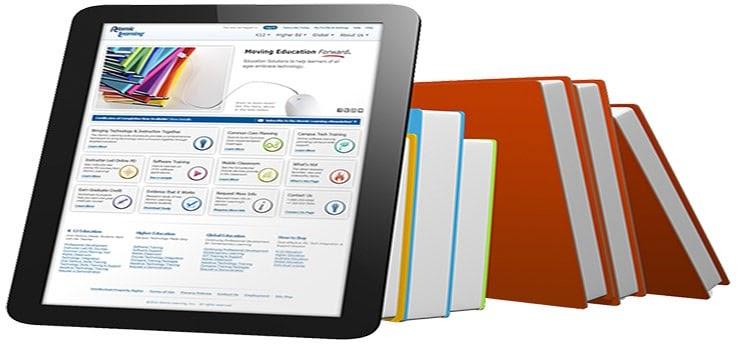 تحميل كتاب الكتروني تفاعلي