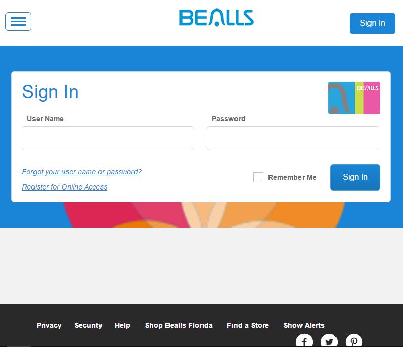 Bealls Florida Credit Card Pay Online | Gemescool.org