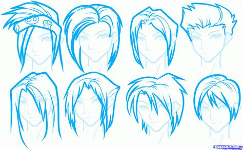 draw anime faces drawing manga faces step  step
