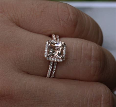 We Review 10 Of Our Favorite Morganite Gold Rings