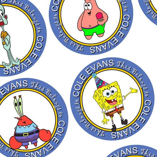 SpongebobCole etsy2