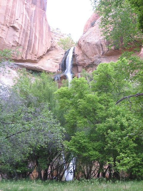Calf Creek Falls 05.19.07