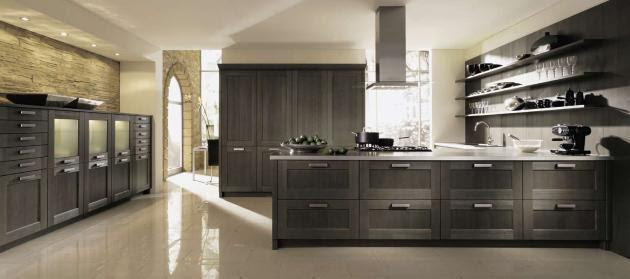 Types of Kitchens - Alno