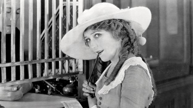 Bbc Culture Mary Pickford The Woman Who Shaped Hollywood