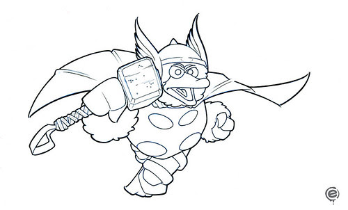 2B-Big-Bird-Thor