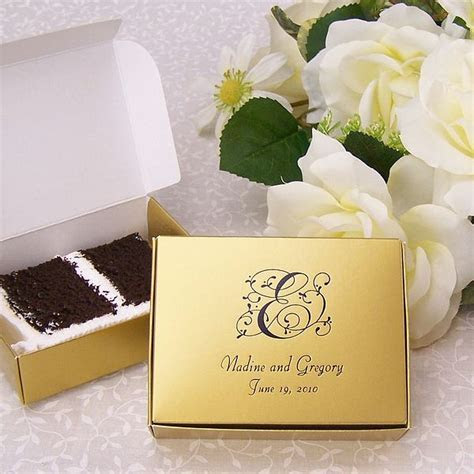 Personalized Cake Boxes are the Perfect Match for a