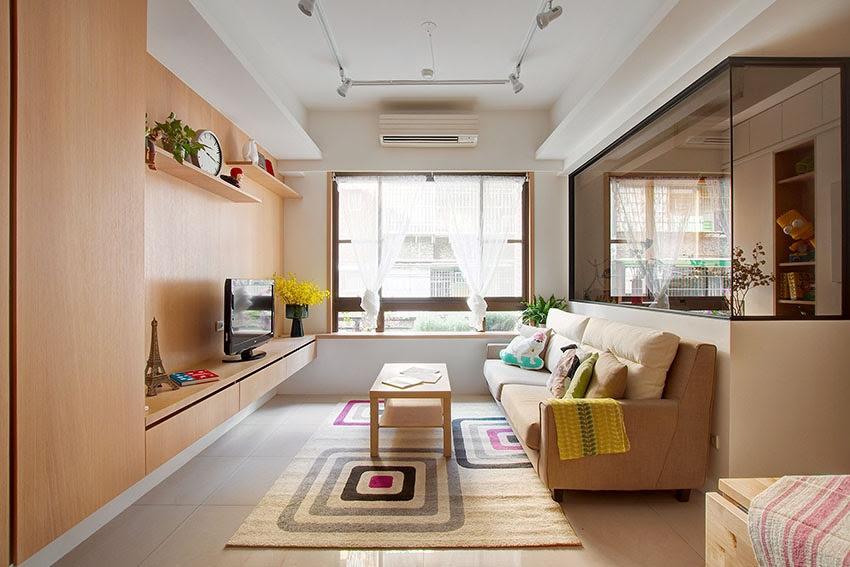 sàn và trần căn hộ