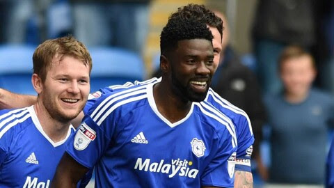 The 28-year-old, cardiff City defender Bruno Ecuele Manga signs two-year contract extension