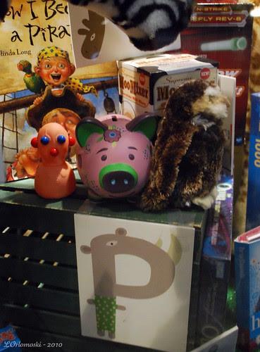 Camden Toy Store