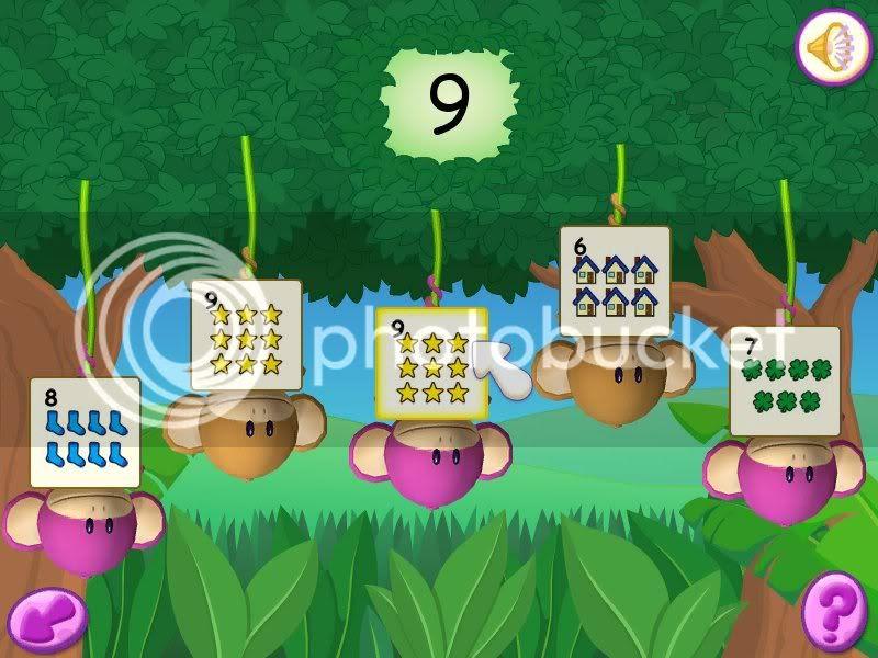 Story Land - Monkey Game