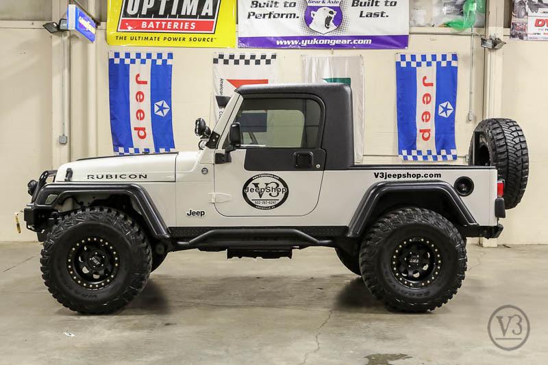 2006 Jeep Lj Rubicon V3 4x4