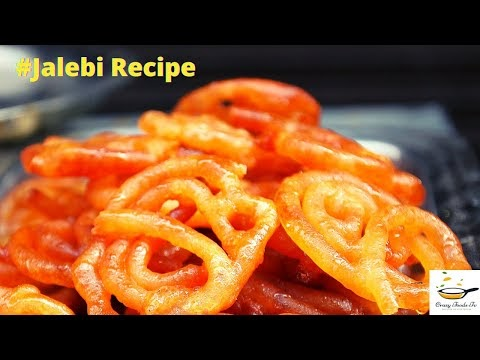 Jalebi Recipe | Tasty Indian Special Sweet Recipe