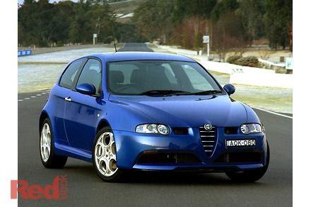 Alfa Romeo 147 Gta 2005