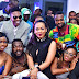 BamBam, Teddy A, Lolu, Anto, Kemen, Bally TBoss and others  spotted at the 2018 #BBNaija Finale Screening in Lagos. PHOTOS.