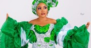 How Mercy Aigbe and other citizens celebrated Nigeria's 59th independence (Photos)