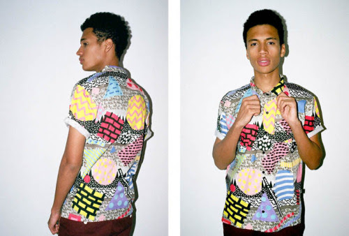 Introducing the Nutty Shirt, coming to a town near you soon.