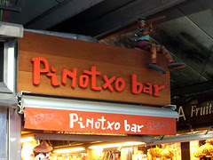 Pinotxo Bar at La Boqueria