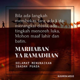 ucapan menyambut bulan suci ramadhan  bahasa inggris