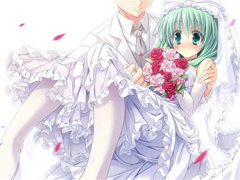 flowers green eyes green hair kagiyama hina petals touhou