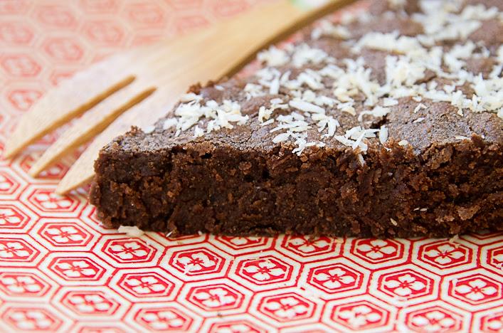 Godiche !-Le gâteau au chocolat au beurre salé - Godiche