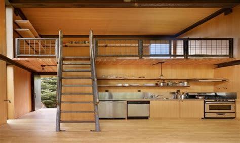 small cabin  loft interior designs simple cabin plans