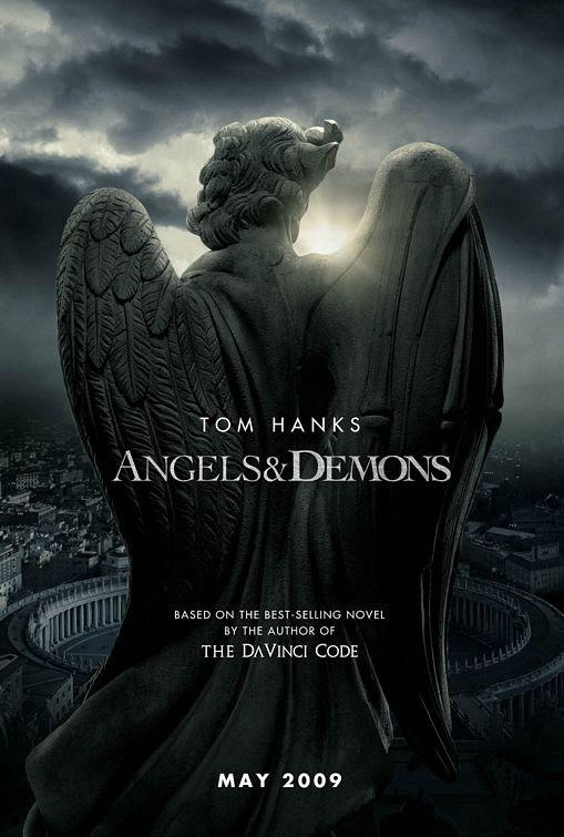 demons vs angels. you Van vs Books and Beach