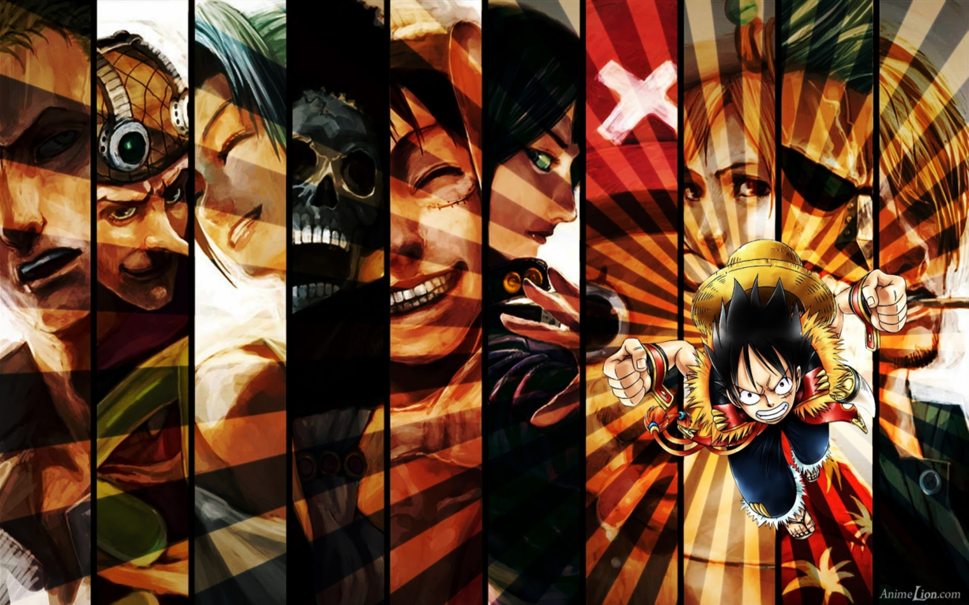 One Piece Wallpapers High Quality Download Free