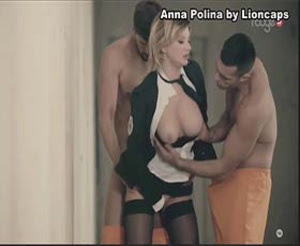 Anna Polina naked in movie Mes Nuits en Prison
