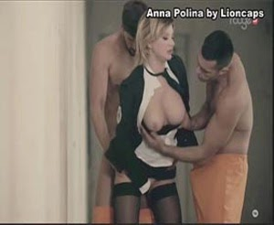 Anna Polina naked in movie Mes Nuits en Prison in 3 videos