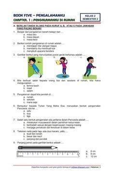 Jawaban Buku Esps Matematika Kelas 5