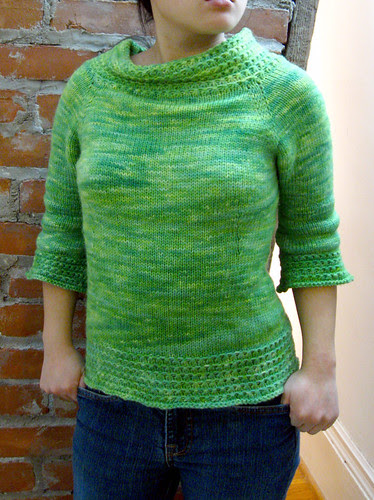 Ingenue from Custom Knits