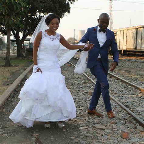 Youngzee and Rachel: Showcasing their Zambia Wedding