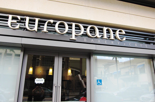 Lunch at Europane