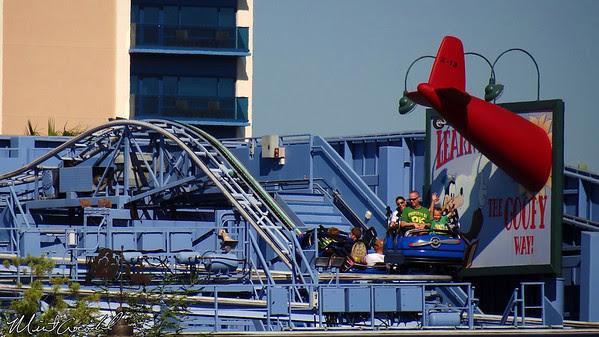 Disney California Adventure, Goofy's Sky School