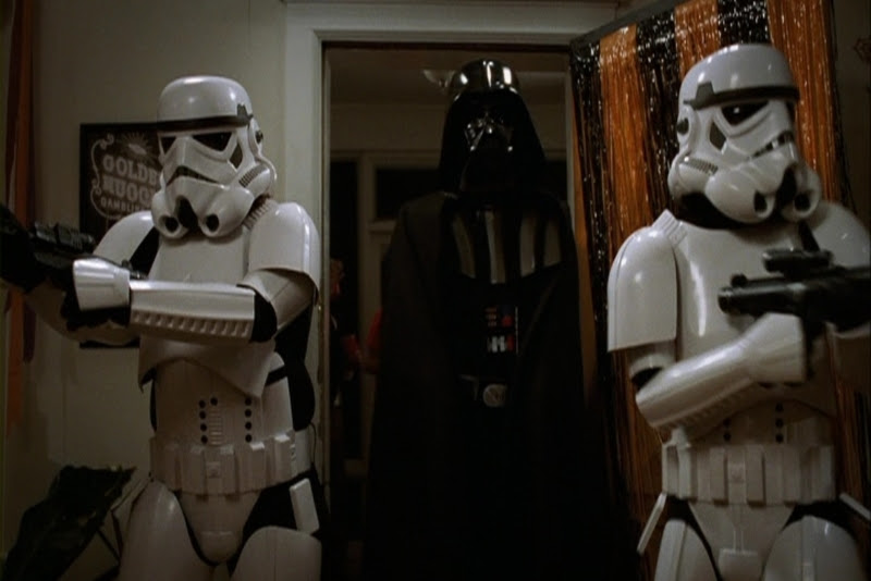Fanboys  Higher Darth Vader Storm Troopers