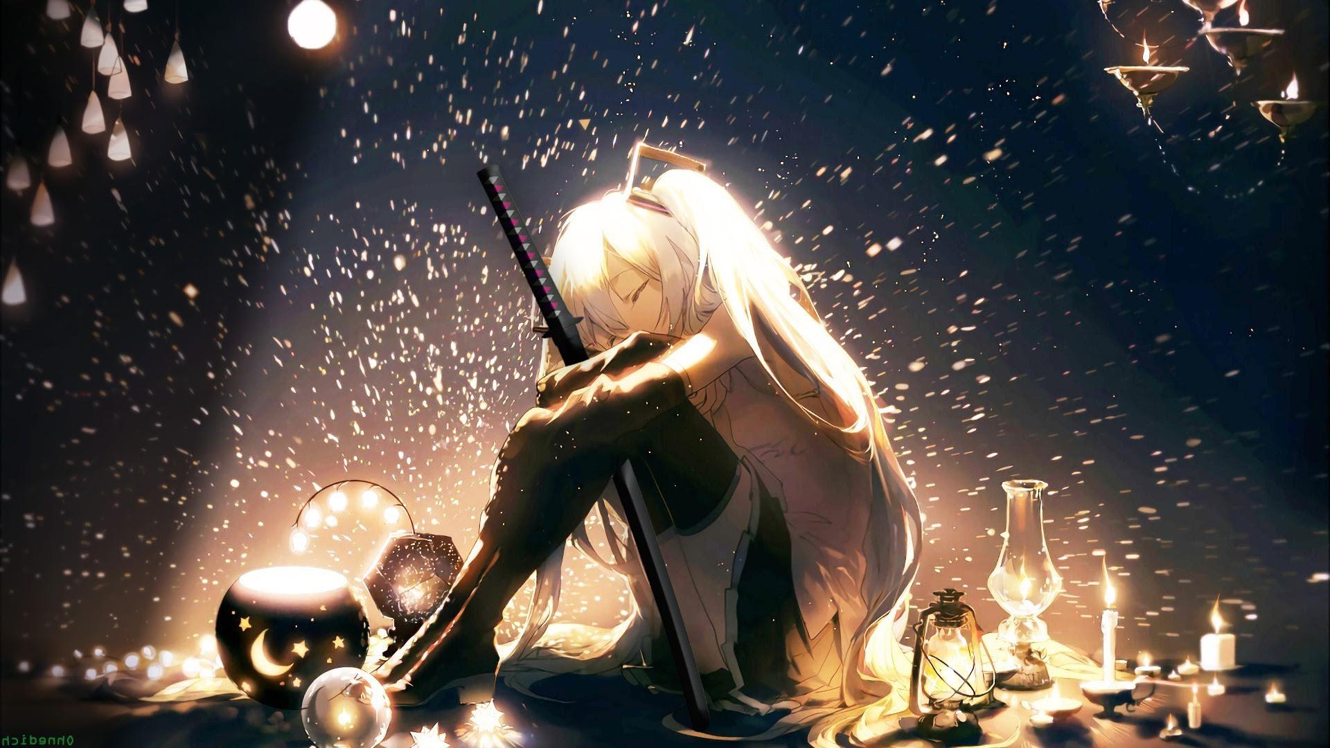 Download 780 Koleksi Wallpaper Hd Anime Girl Katana HD Terbaik