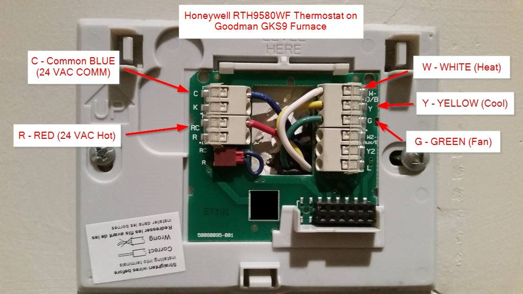 honeywell wi fi thermostat wiring diagram image 6