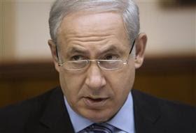 Benyamin Netanyahu.