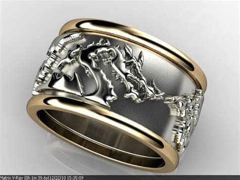 Custom Made Mens Rings   Custom Designed San Antonio