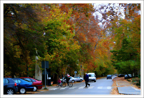 carretera de aranjuez