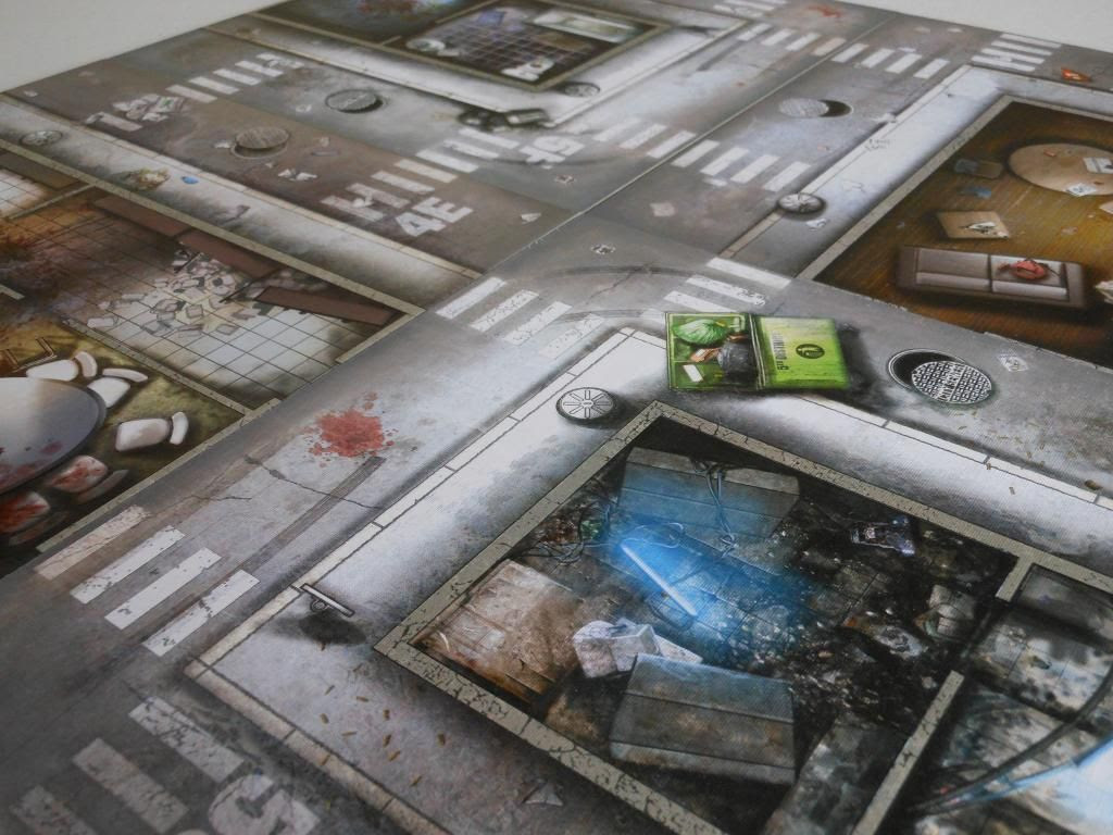 Zombicide boards