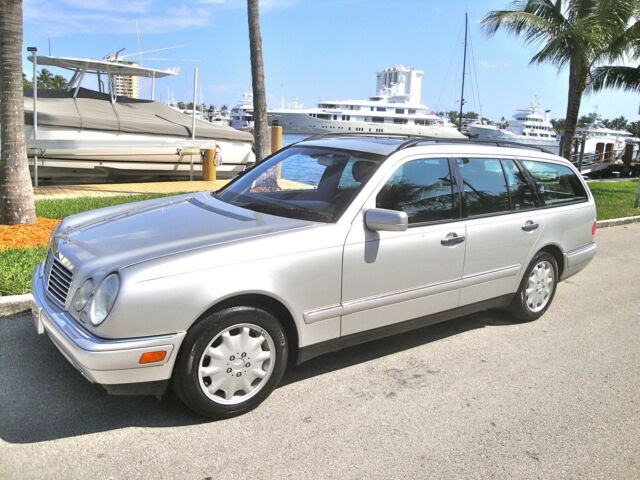 99 Mercedes E320 Wagon*dlr Srvcd*stamped Up To 94k*x-nice ...