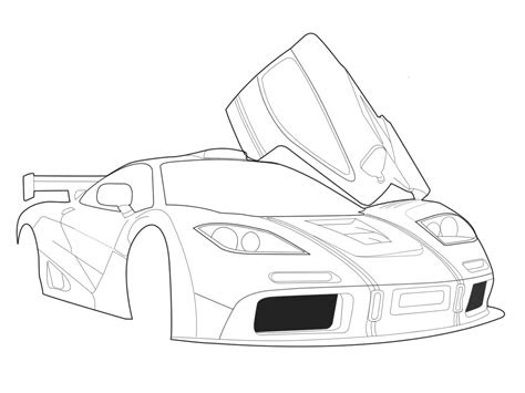 drawing  car lineart  photoshop