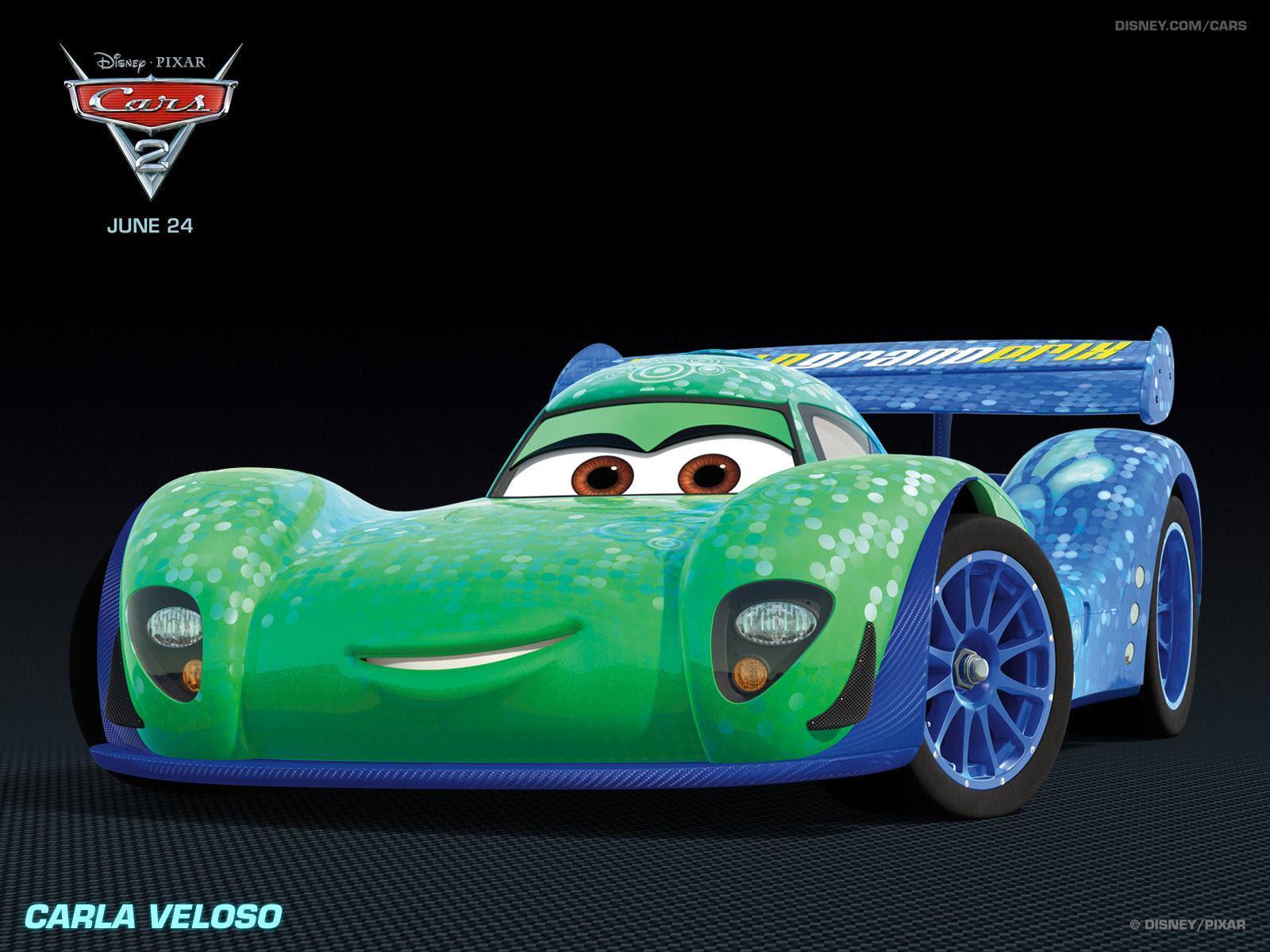 carla veloso cars 2 HD desktop wallpaper : Widescreen ...
