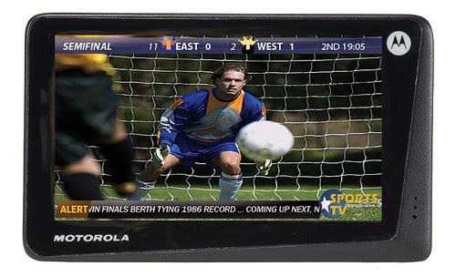 Motorola Mobile Tv DH02
