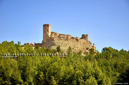 Castillo de ayub calatayud zaragoza espa a fotonikka - Hotel castillo de ayud calatayud ...